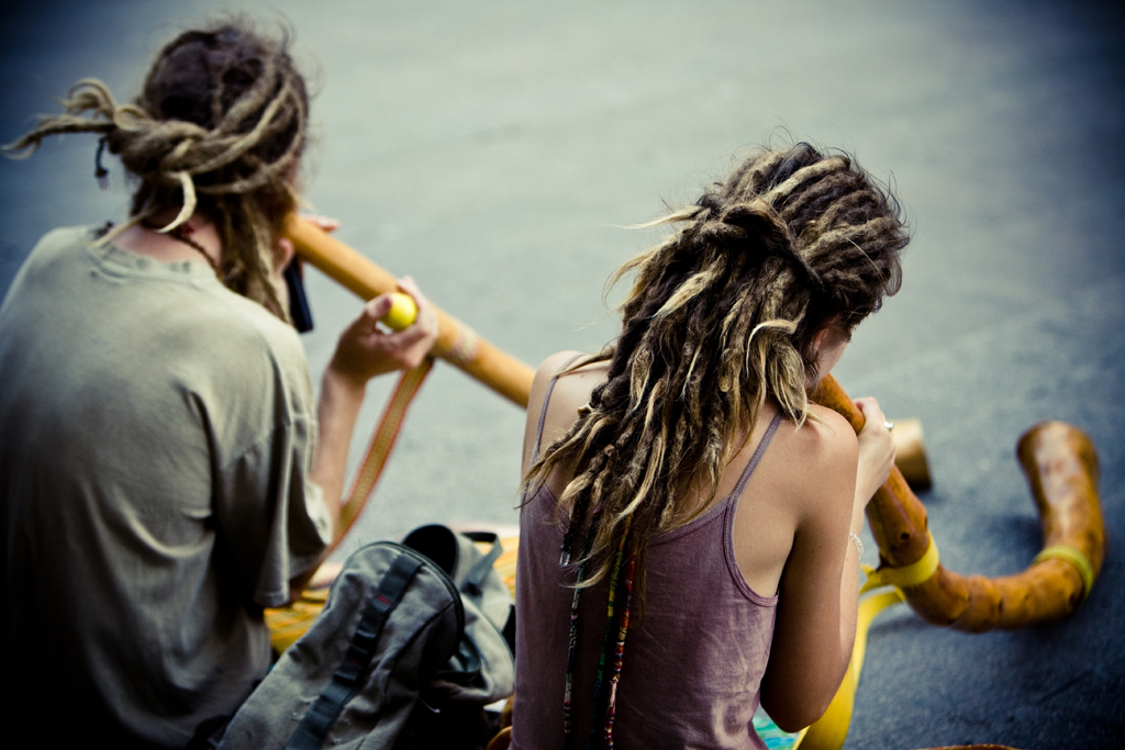 Dreadlocks & Buddism 2