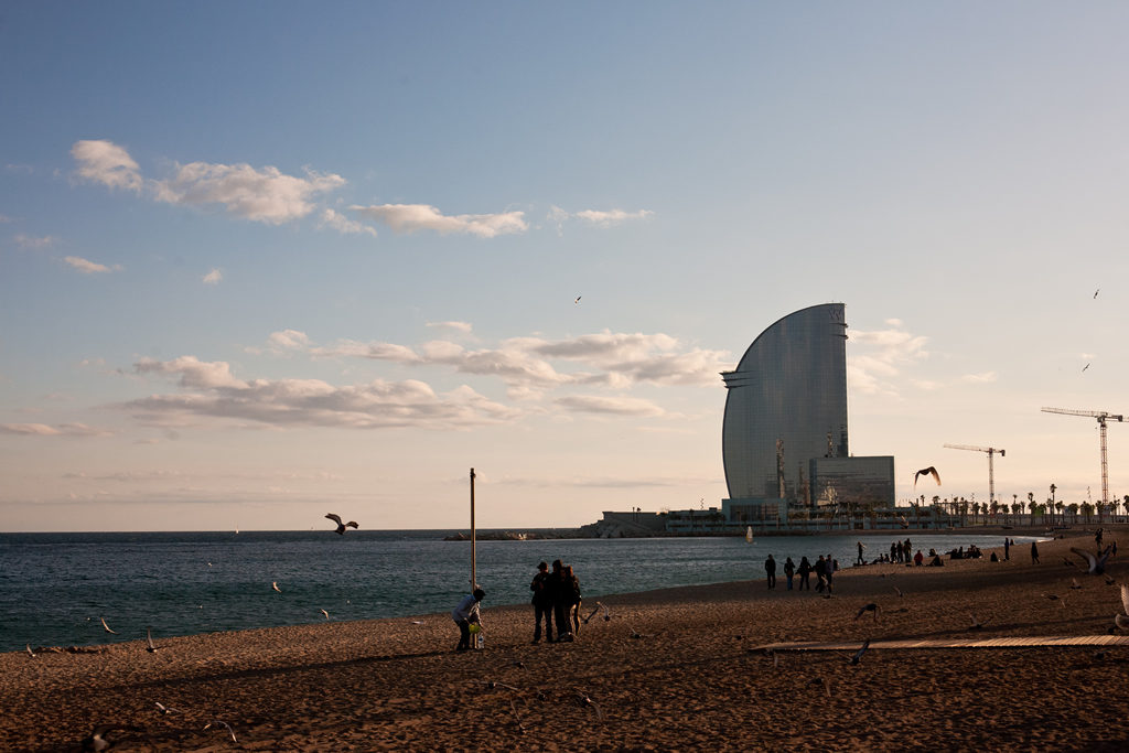 Barcelona - Seaside