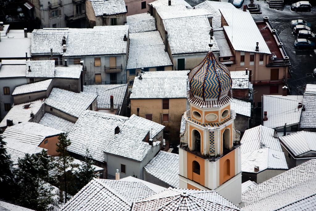 Lauria - S.  Giacomo - 2010 Snow