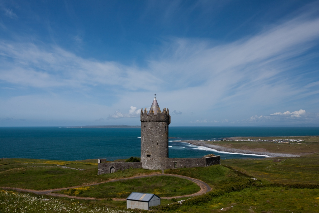 Ireland - Doolin Castle