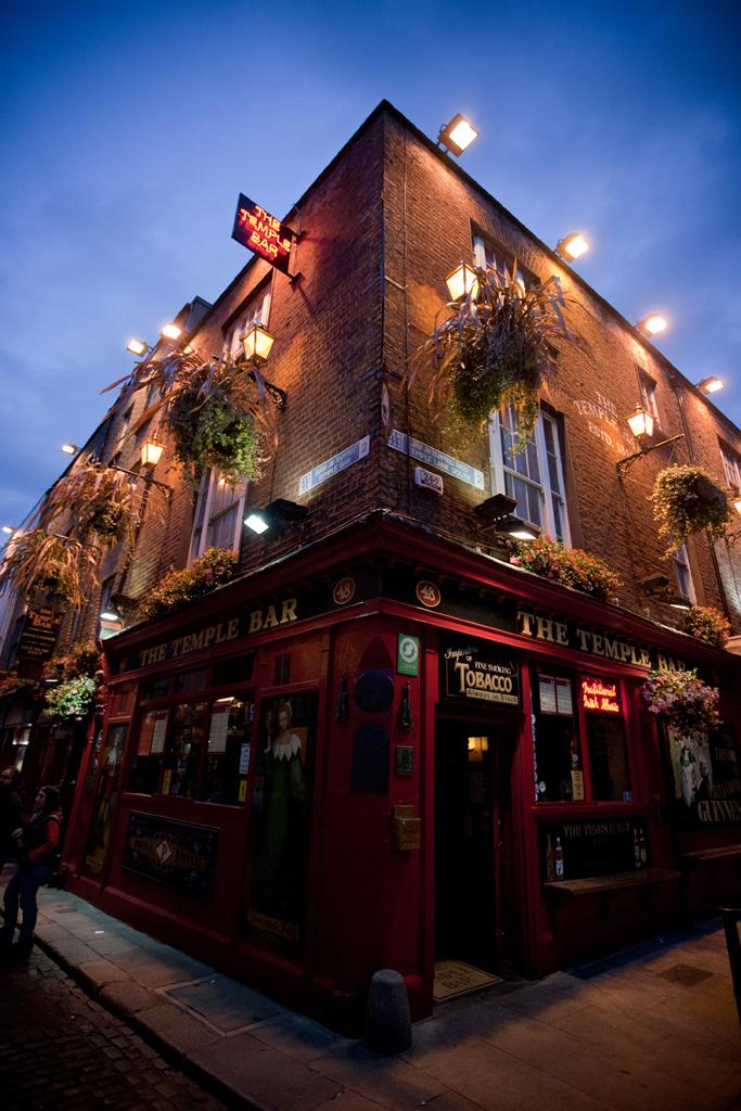 Ireland - The Temple Bar