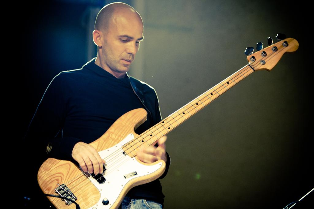 Luca Bulgarelli - New Italian Trio