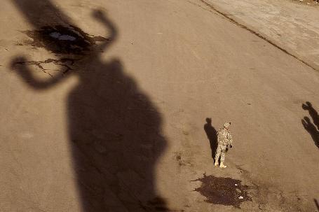 Ashley Gilbertson - Iraq 2007