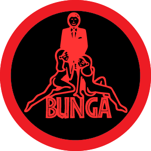 Bunga Bunga Badge
