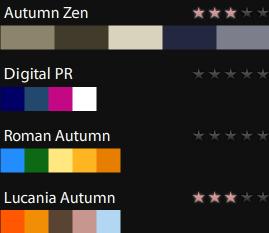 Kuler: il social network del colore