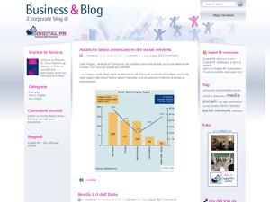 Il nuovo blog di Digital PR