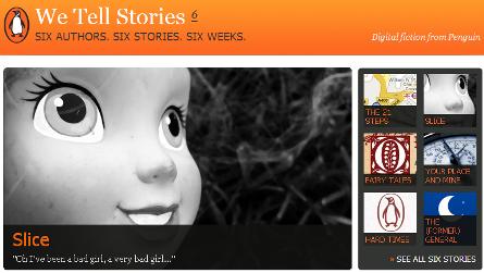 We Tell Stories: Penguin e i social media