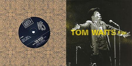 Le mie foto sul Flickr e sul sito ufficiale di Tom Waits