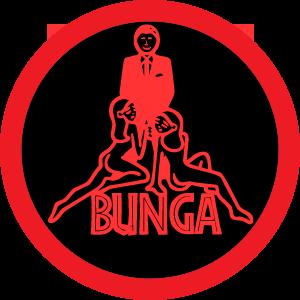 Bunga Bunga Badge